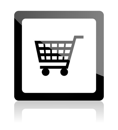 shopping icon Stock Photo - 10423154