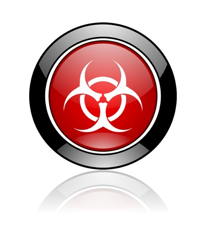 biohazard icon photo