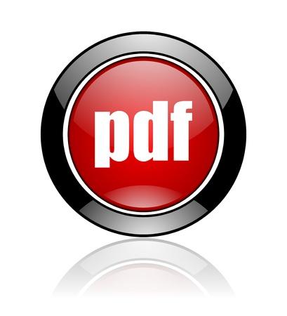 pdf icon Stock Photo - 10478118