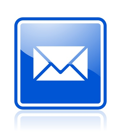 e-mail icon Stock Photo - 10515870