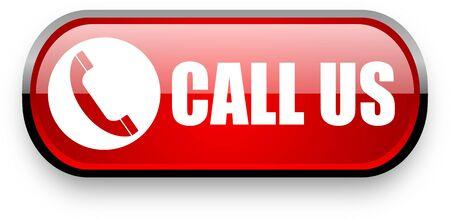 call us web button Stock Photo - 11396647