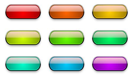 web buttons Stock Photo - 11396652