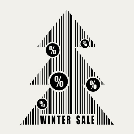winter sale photo