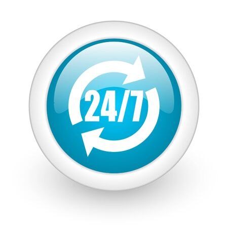 247 web button photo