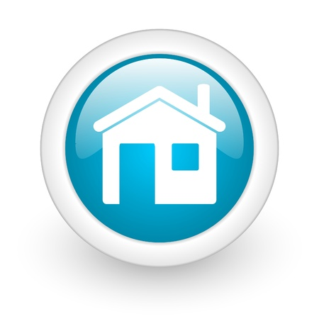 home web button Stock Photo - 11872065