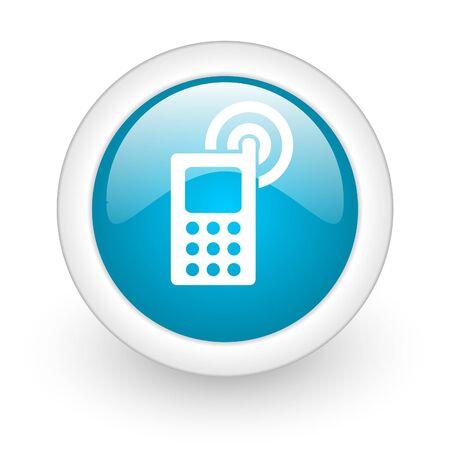 mobile phone button photo