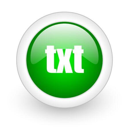 txt: txt web button