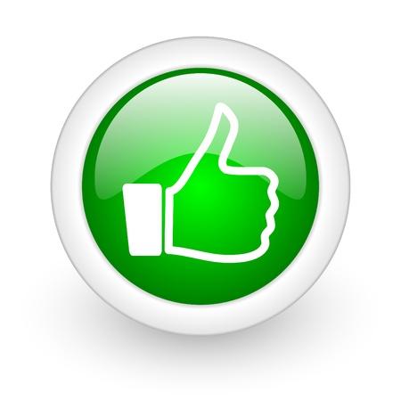 i like web button photo