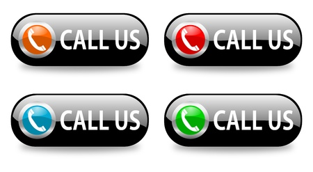 call us icon Stock Photo - 11967223