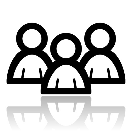 group icon Stock Photo - 12013279