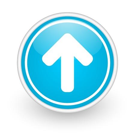 arrow icon Stock Photo - 12173148