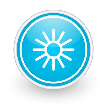 sun icon photo