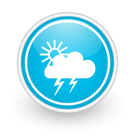 storm icon photo