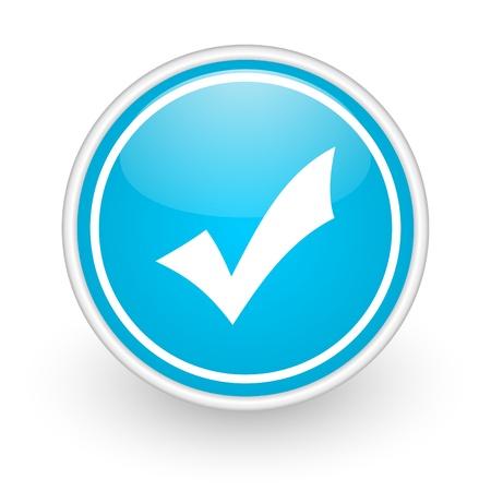 tick icon photo