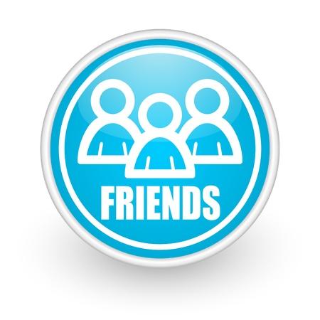 friends icon photo