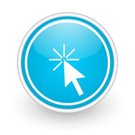 click here icon photo