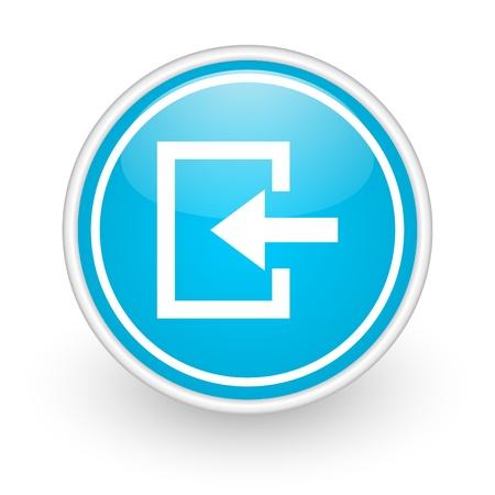 enter icon photo