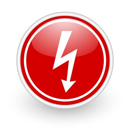 lightning icon photo