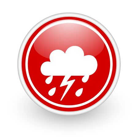 rain icon photo