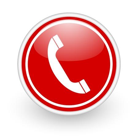 phone icon Stock Photo - 12773494