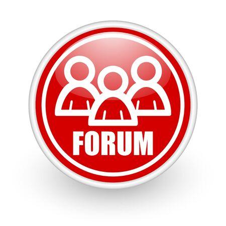forum icon photo