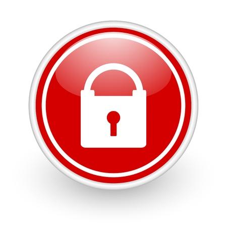 padlock icon photo