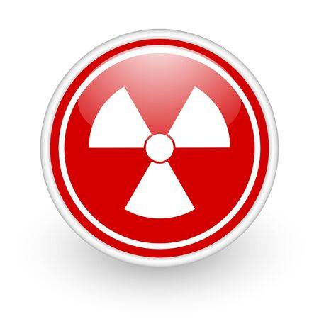 radioactive icon photo