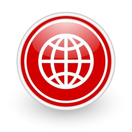 world icon Stock Photo - 12773727