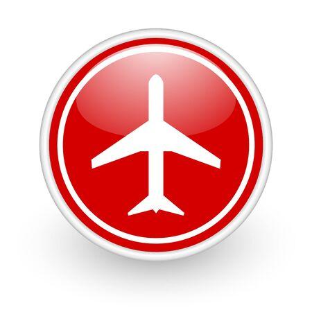 etiquette voyage: avion icon