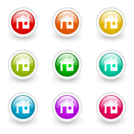 home 3d icon photo