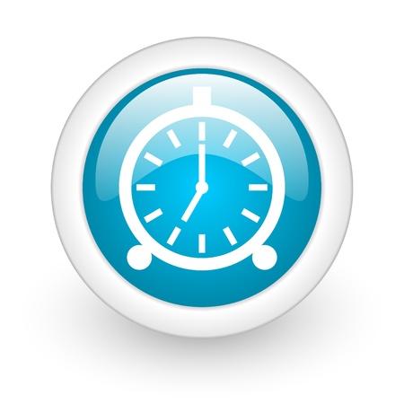 alarm icon Stock Photo - 12773803