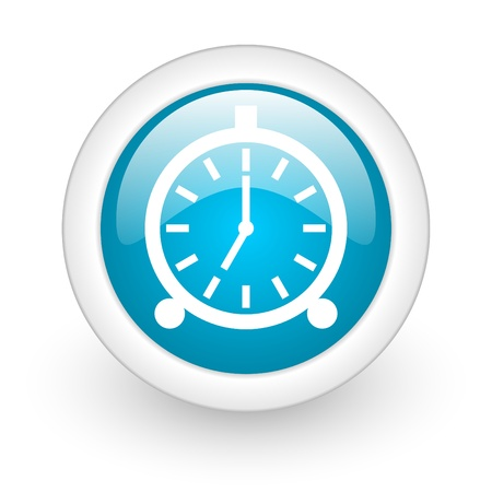 alarm icon Stock Photo - 12773803