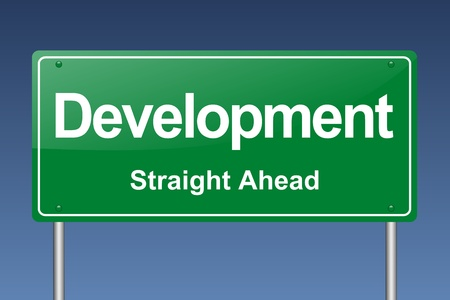 succes:  development traffic sign