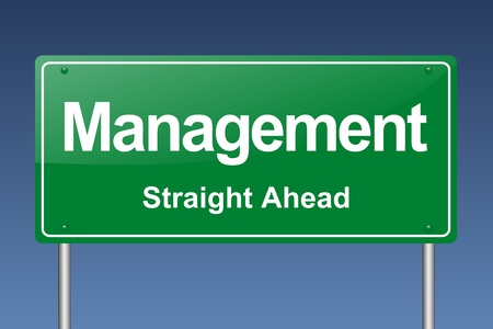 managemen traffic sign photo