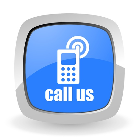 call us: cellphone icon