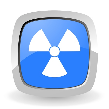 atom icon Stock Photo - 12965799