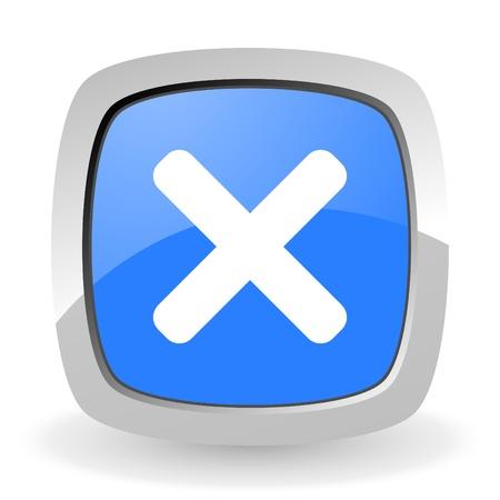 cancel icon photo