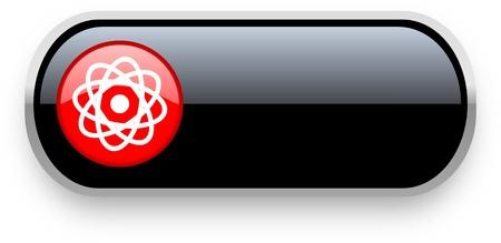 atom icon Stock Photo - 13194495