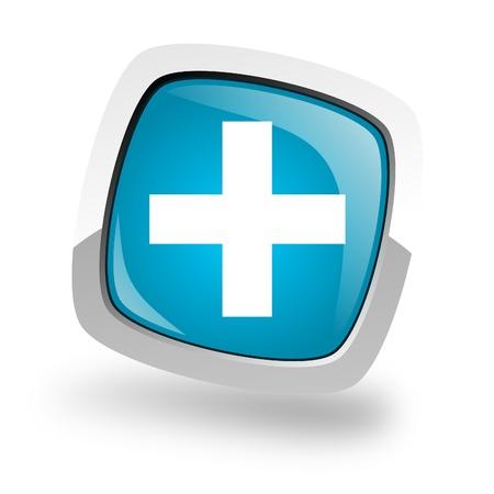 cross icon photo