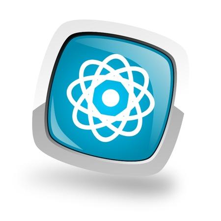 atom icon Stock Photo - 13457848