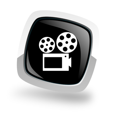 cinema icon Stock Photo - 13762556