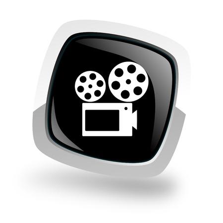 cinema icon Stock Photo - 13762556