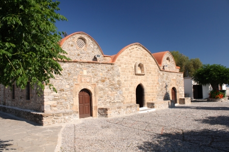 old greek church photo