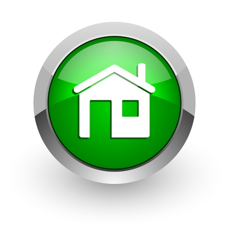 home icon Stock Photo - 14471599