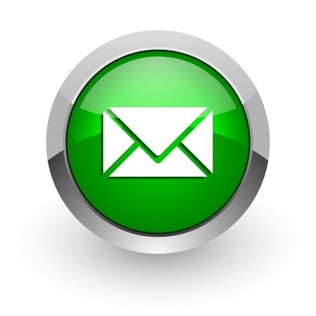 icon contact: mail icon