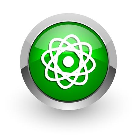 atom icon Stock Photo - 14471706