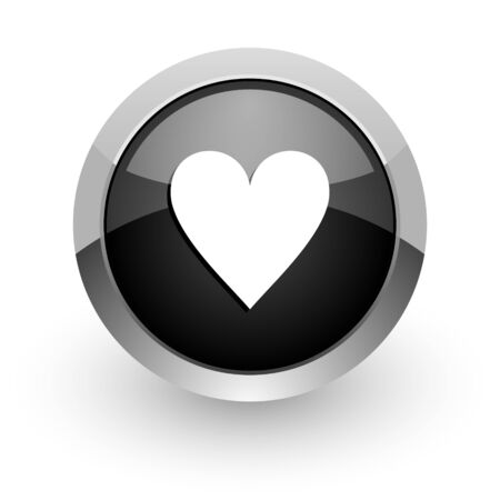 heart icon Stock Photo - 14553253
