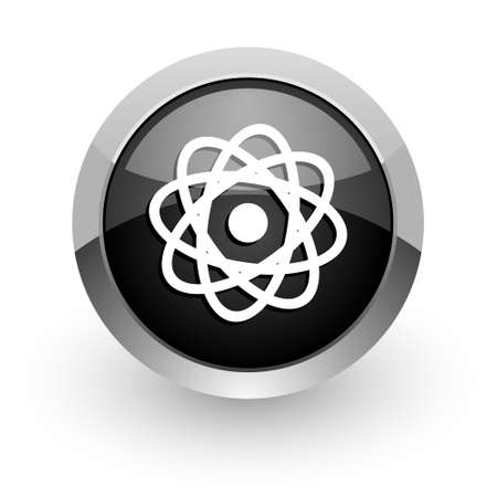 atom icon Stock Photo - 14553581