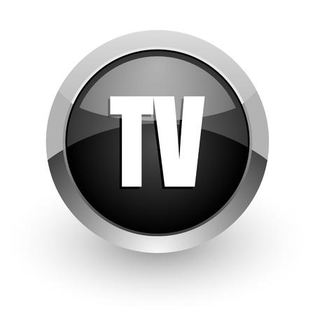 tv icon Stock Photo - 14553312