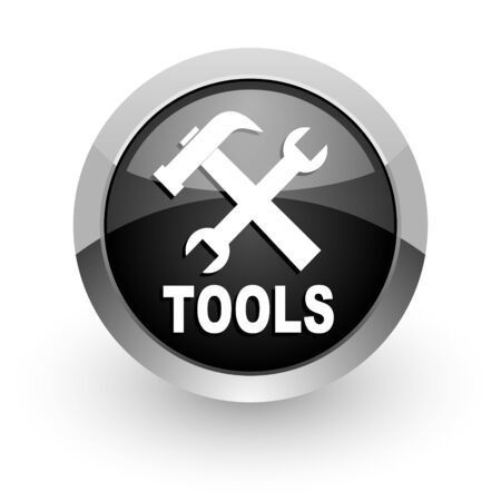 tools icon Stock Photo - 14553538